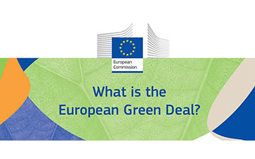 Green Deal europeo, la nuova strategia di crescita sostenibile